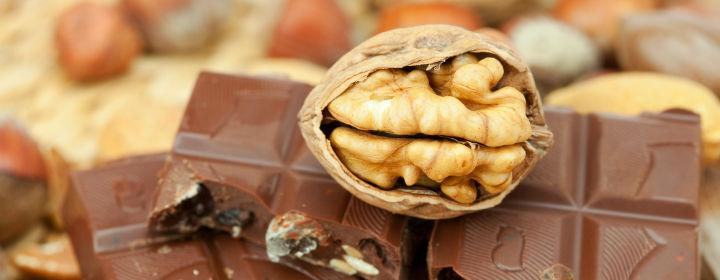 Rå chokolade energibar