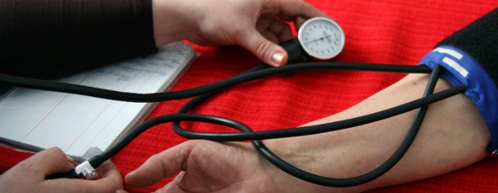 Blodtryk for højt