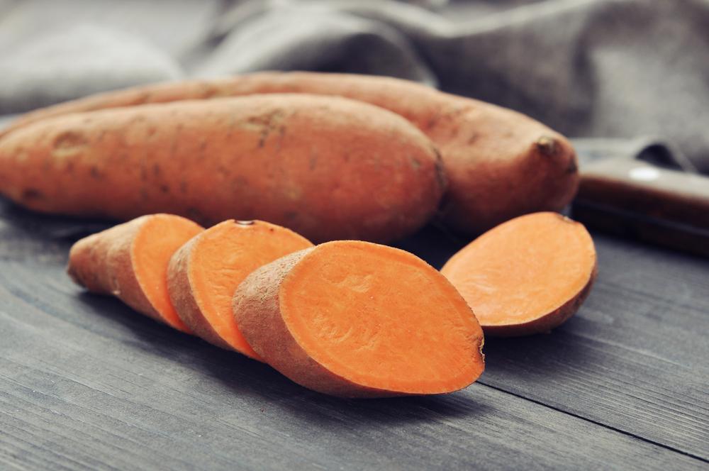sødkartoffel
