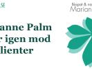 Marianne Palm tager igen imod klienter