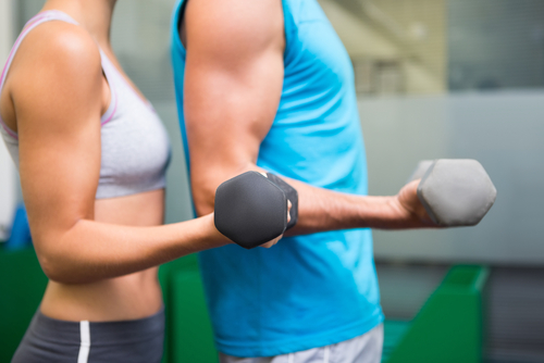 Træning og kropsholdning
