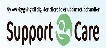 Har du hørt om vores support & care uddannelse?